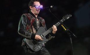 Le chanteur de Muse, Matt Bellamy
