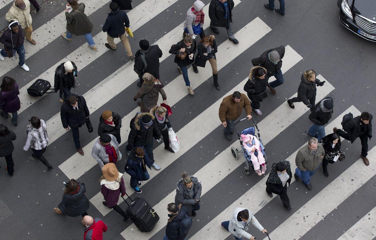 Paris le 14 janvier 2013. – A. GELEBART / 20 MINUTES