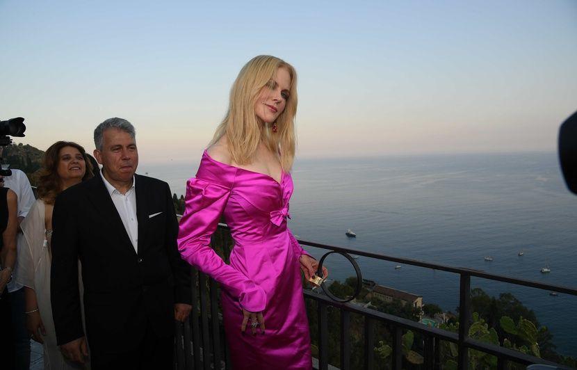 VIDEO. Nicole Kidman est très gênée par les révélations de son mari sur leur intimité