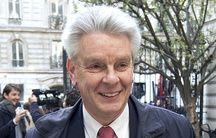 Le sénateur Alain Richard, ancien ministre de la Défense sous Lionel Jaspin, le 5 avril 2011 à Paris