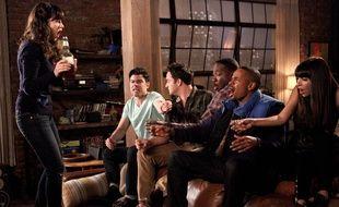 La série «New Girl» est diffusée sur Fox depuis 2011.