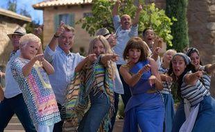 Mamma Mia! est de retour au ciné, une pastille pop pour colorer l'été.