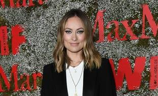L'actrice Olivia Wilde au gala InStyle Max Mara Women In Film Celebration