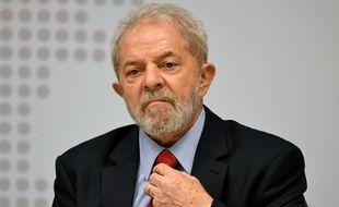 Lula le 24 avril 2017.