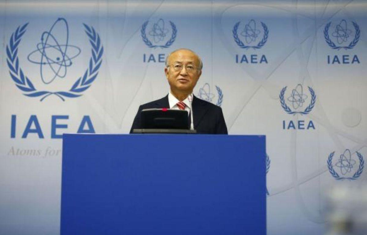 Les grandes puissances ont décidé de condamner l'Iran pour l'extension continue de son programme d'enrichissement d'uranium lors du conseil de l'AIEA à Vienne, tout en réaffirmant la primauté de la voie diplomatique alors qu'Israël veut plus de fermeté. – Alexander Klein afp.com
