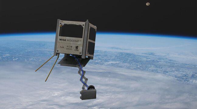 L'Agence Spatiale Européenne prévoit d'envoyer dans l'espace un satellite en bois d'ici la fin de l'année