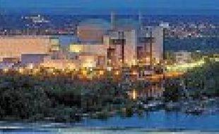 La centrale de Saint-Alban est en retard dans l'application des procédures qualité d'EDF.