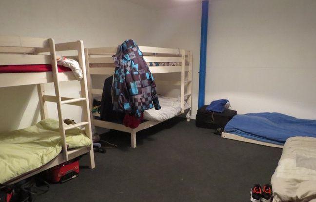 Les élèves sont hébergés en dortoir - J. Urbach/ 20 Minutes
