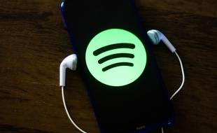 L'application Spotify sur smartphone (illustration).