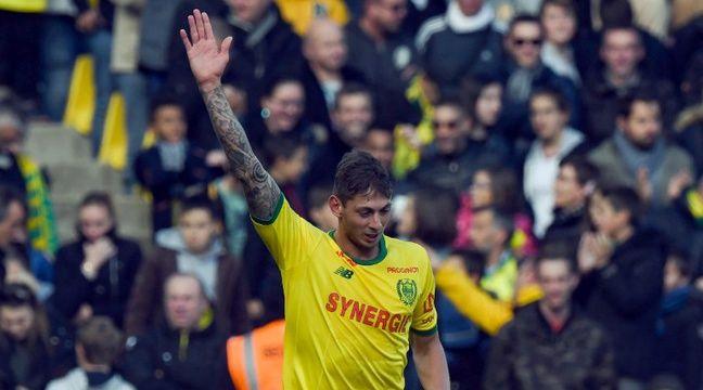Le buteur du FC Nantes, Emiliano Sala, va bel et bien partir à Cardiff