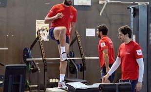 Les deux premiers principes ont amené la première sélection du centre Fabrice Estebanez (28 ans) et du pilier Jérôme Schuster (25 ans).