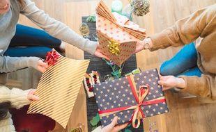 Soyez préparé à recevoir les cadeaux les plus loufoques…