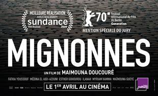 Affiche du film Mignonnes