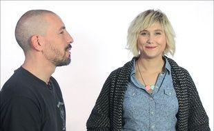 Interview de Bérengère Krief, en octobre 2015 à Paris (vidéo)