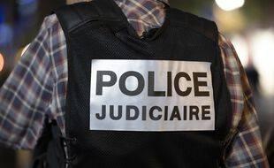 Un officier de police judiciaire. (illustration)