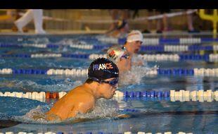 Le Niçois Rafael Dutay est champion d'Europe de natation.