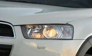 Le nouveau Chevrolet Captiva