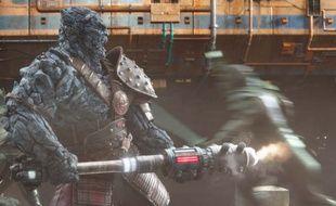 La réalisateur Taika Waititi incarne Korg dans Thor: Ragnarok