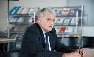 Gérard Aldigé, procureur-adjoint au parquet de Bordeaux, le 18 octobre 2012