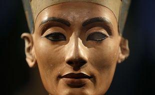 Buste de Néfertiti à Berlin.