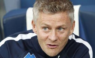 Ole Gunnar Solskjaer a été nommé entraîneur de Manchester United, le 19 décembre 2018.