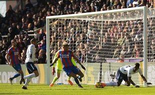 Serge Aurier face à Crystal Palace