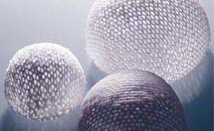 Protèses médicales pour la cage abdominale, fabriquées par Cousin Biotech