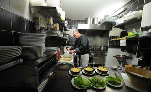 Terroirs bio, premier restaurant 100% bio de Nantes.