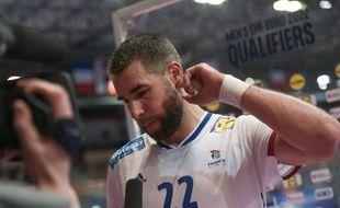 Luka Karabatic ne pourra pas jouer face à la Suède, en demi-finale des Mondiaux.