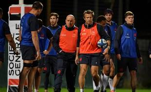 Fabien Galthié a dévoilé jeudi sa première composition d'équipe pour affronter l'Angleterre.
