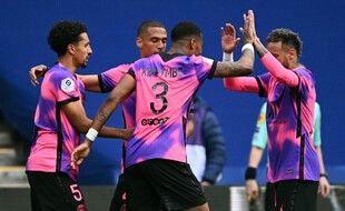 Le PSG a battu Lens(2-1), samedi, au Parc des Princes.