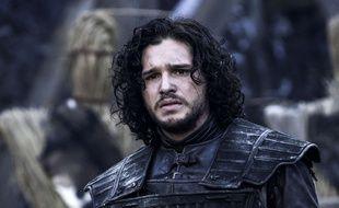 Jon Snow, l'un des héros de la série Game of Thrones (capture d'écran).