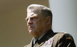 Le général Mark Milley est le chef d'état-major américain.