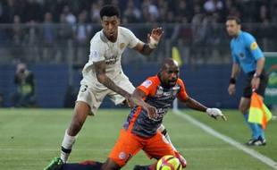 Souleymane Camara est devenu le joueur le plus capé de l'histoire du MHSC.
