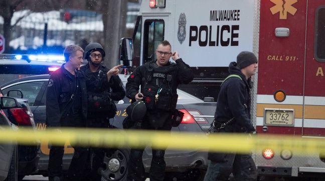 Une fusillade dans une brasserie fait cinq morts aux Etats-Unis