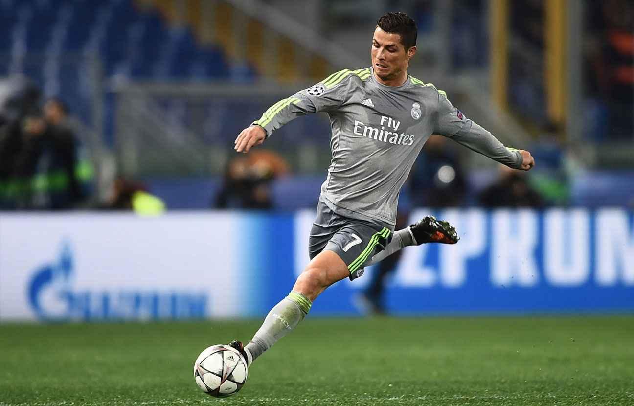 ... : La victoire tranquille du Real Madrid à Rome à revivre en direct