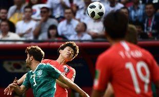 Allemagne-Corée du Sud.