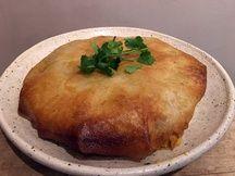 Pastilla de thon à l'Avjar