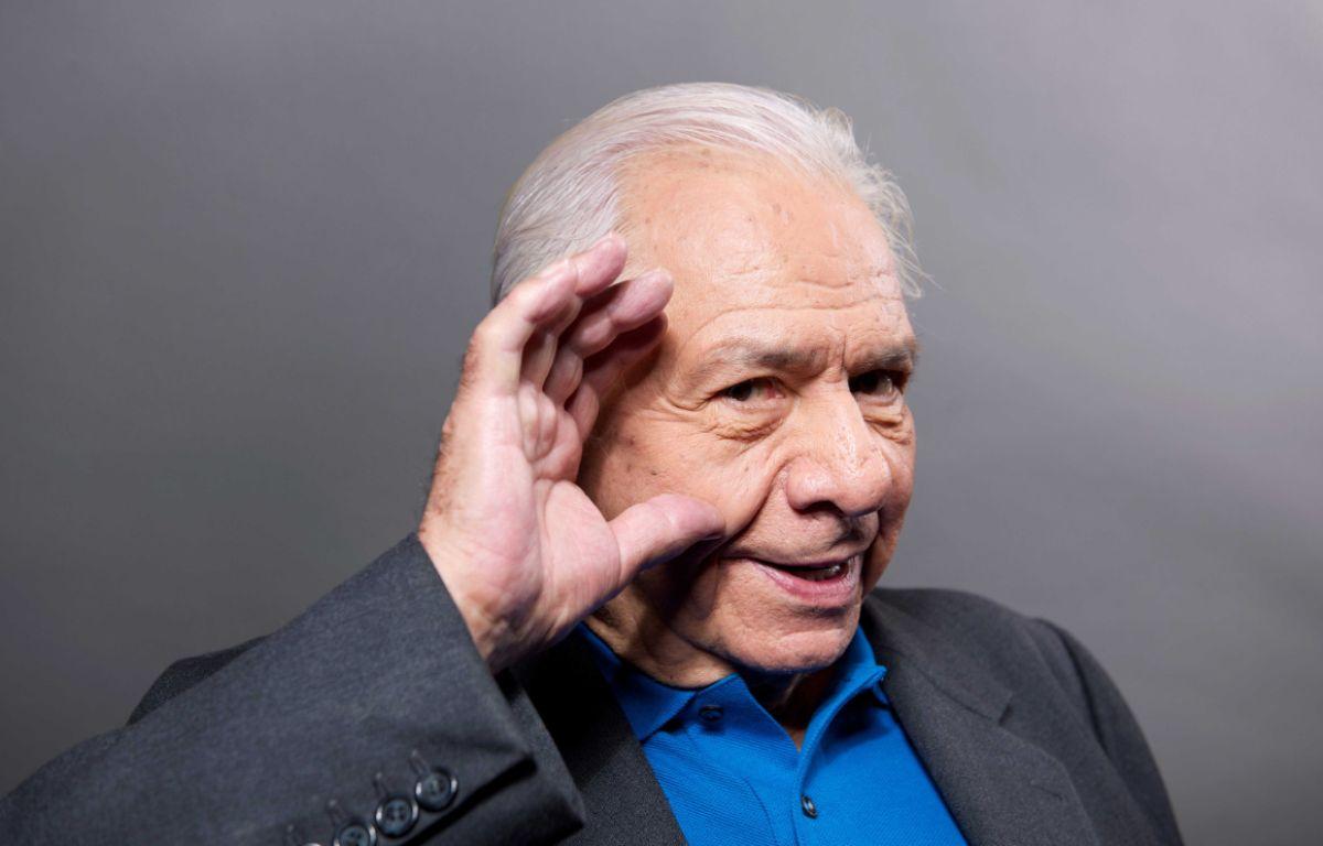 Michel Galabru en novembre 2011. – BALTEL/SIPA