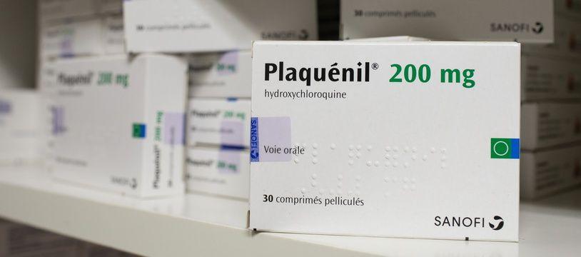 Des étudiants en pharmacie à Marseille ont planché sur une ordonnance fictive qui contenait notamment une prescription d'hydroxychloroquine. (Illustration)