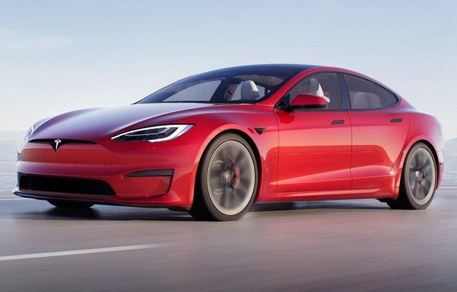 Tesla S Plaid+