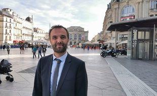 Le socialiste Michaël Delafosse, à la tête d'une liste d'union de la gauche, est le nouveau maire de Montpellier..