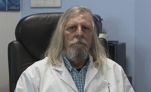 Le professeur Didier Raoult est le directeur de l'IHU