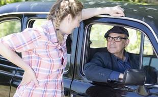 Image de l'épisode Sang et lumière, de la série Capitaine Marleau avec David Suchet et Corinne Masiero