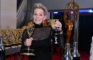 Jean Smart aux 73e Emmy Awards, le dimanche 19 septembre 2021, à Los Angeles.