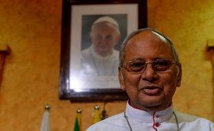 Malcolm Ranjith, archevêque de Colombo, la capitale du Sri Lanka.