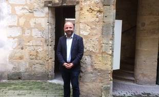 Matthieu Rouveyre, fondateur de Bordeaux maintenant, et élu d'opposition PS à la mairie de Bordeaux.