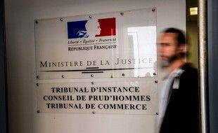 Le tribunal de commerce de Calais (image d'illustration).