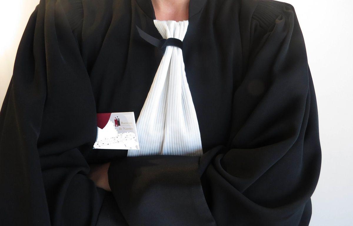 Une avocate du barreau de Nantes. – J.Urbach/20Minutes