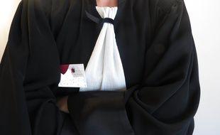 Une avocate du barreau de Nantes.